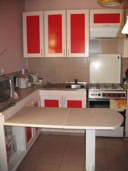 Компактная мебель-трансформер для кухни и спальни 29