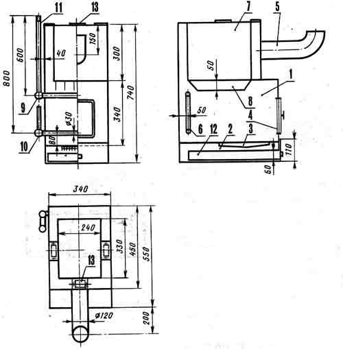 """Идеи домашнего мастера """" Архив Печь для бани из металла Идеи домашнего мастера"""