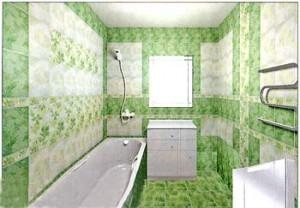 Сколько стоит ремонт в ванной?
