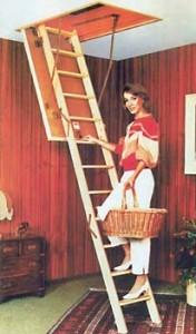 Складная лестница