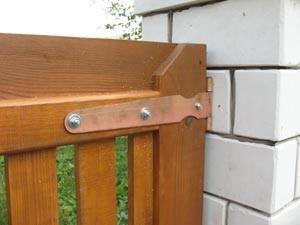 Как сделать ворота своими руками