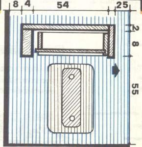 Стол-подоконник