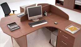 Выбор компьютерного стола в офис