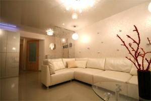 Налаживание освещения в квартире с помощью светильников