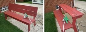 Скамья или стол?