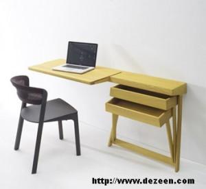 Компактный столик