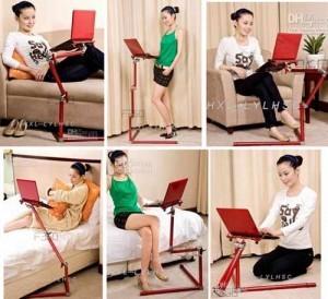 Универсальная подставка для ноутбука