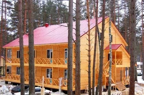 построить каркасный дом под ключ