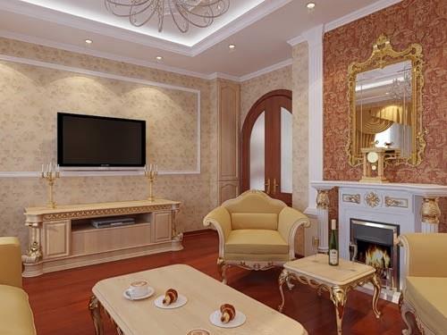 гостиная в вашем доме