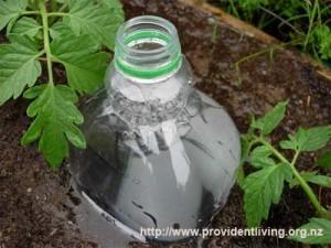 изготовить из пластиковых бутылок