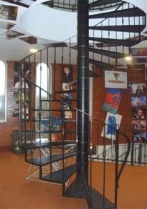 спиралевидная лестница