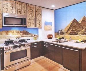 панель фартук кухни