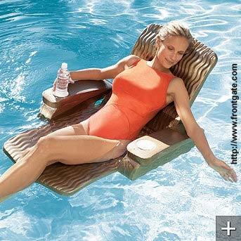 плавающее кресло