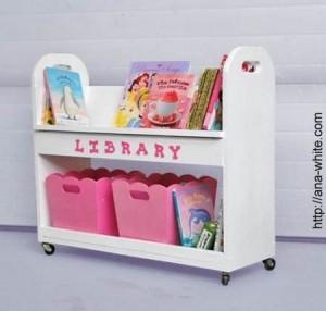 контейнер для книг
