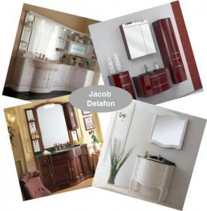 коллекции мебели для ванной
