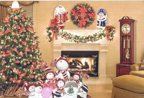 украсить жилище к новому году