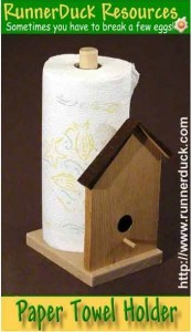 настольный держатель для бумажного полотенца