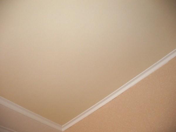 низкие потолки