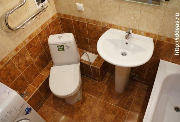 стоимость ремонта в ванной комнате