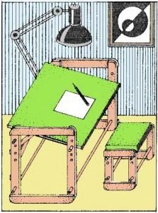 растущая мебель