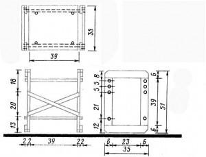 конструкция стула