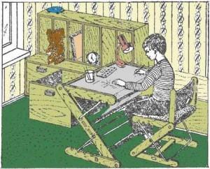 универсальный стол