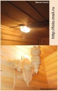 банные светильники