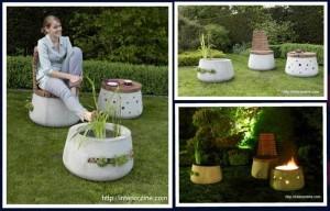 садовый комплект