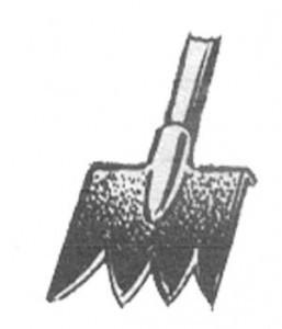 изготовить лопату