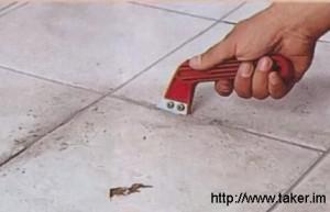 Как обновить швы между кафельной плиткой