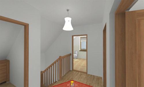 освещение холла