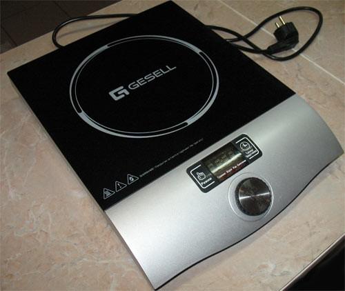 электрическая индукционная плита
