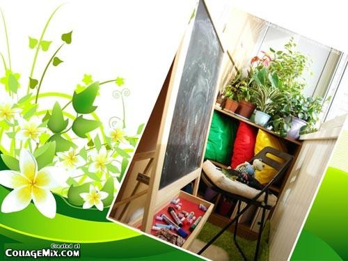 комната для детских развлечений