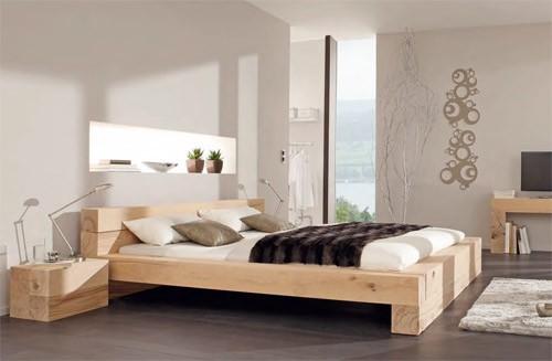 Кровать из массива своими руками фото