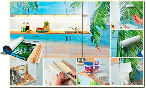 вариант кухонной мебели