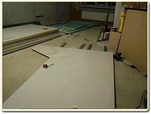 сделать многоуровневый потолок