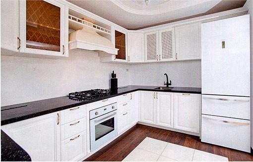 цвет для кухонного гарнитура