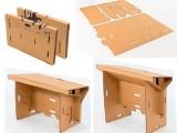 офисный стол из картона