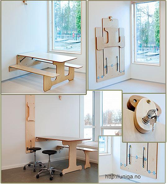 подъемный стол