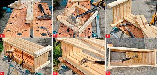 Ящик деревянный своими руками пошаговая инструкция 88