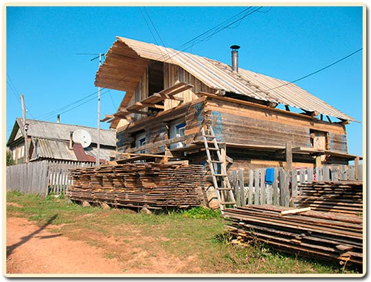 строим дом в доме