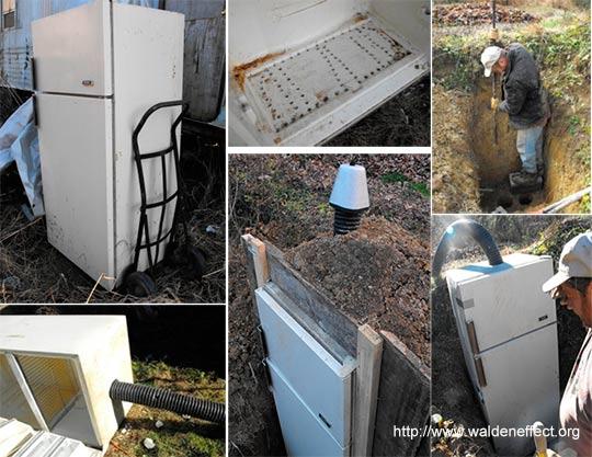 Как можно сделать холодильник