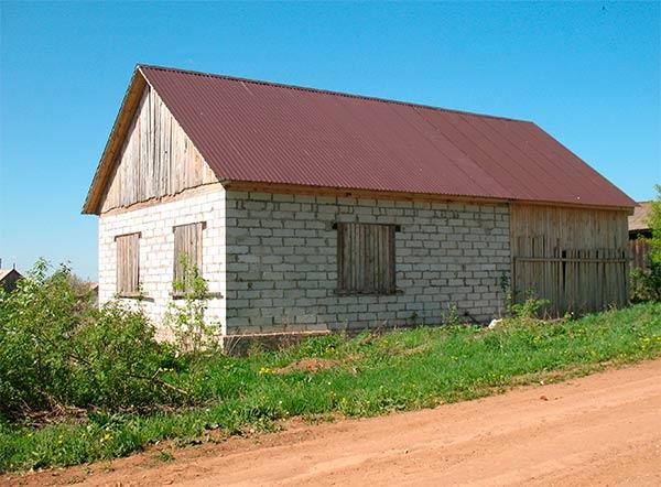 дом из газобетона своими руками