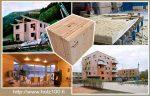 технология строительства домов