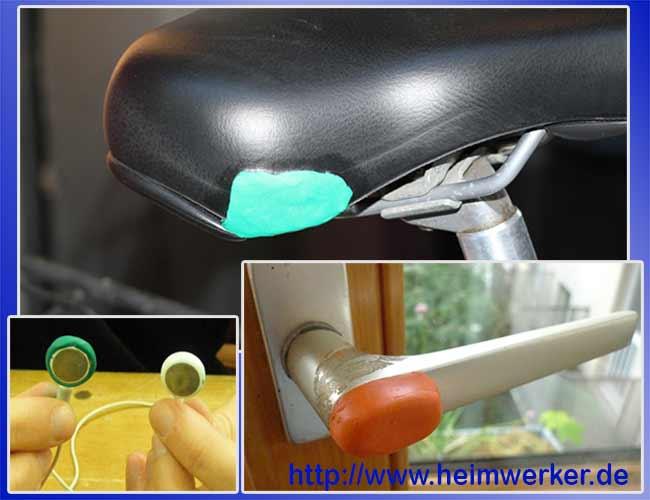 использования силиконовой резины