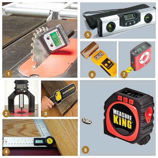 цифровые измерительные инструменты