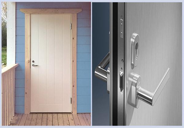 финская входная дверь