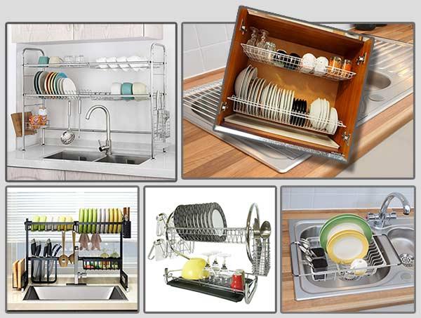 способ сушки посуды
