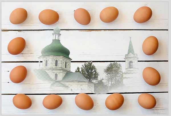 штукатурный раствор с яйцом