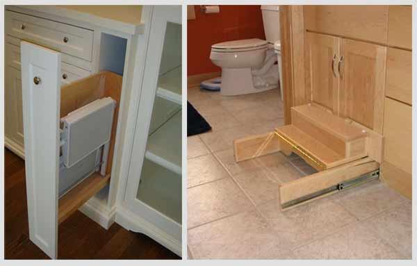 кухонная лестница